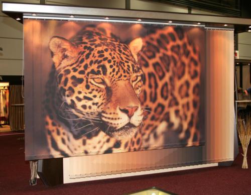 Lamelle Leopard